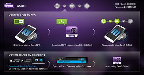 BenQ-HDMI-QCast-Dongle