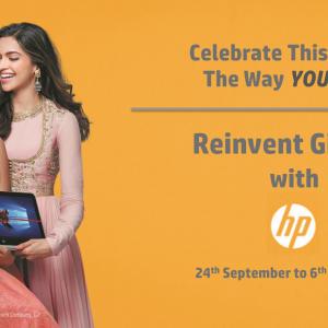 HP Diwali Celebration Offer 2016