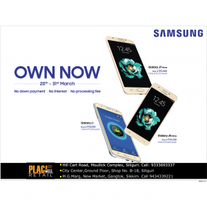 Buy Samsung Galaxy Smartphone in EMI - Placewell Retail