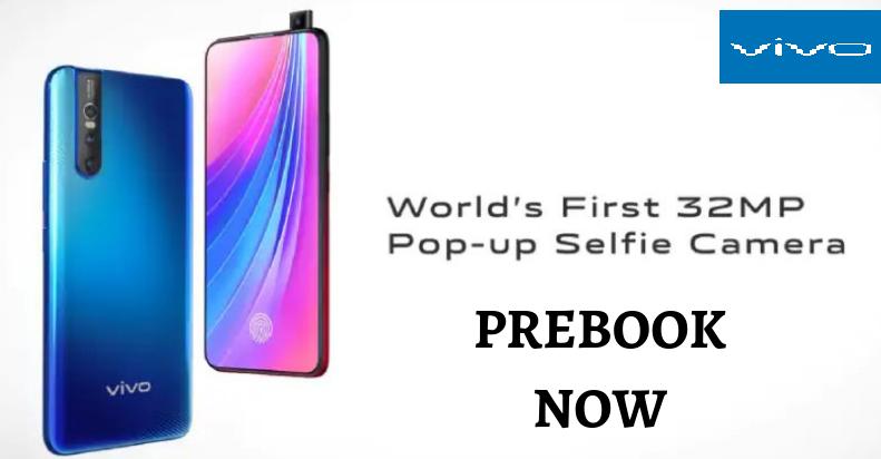 Vivo V15 Pro Prebook